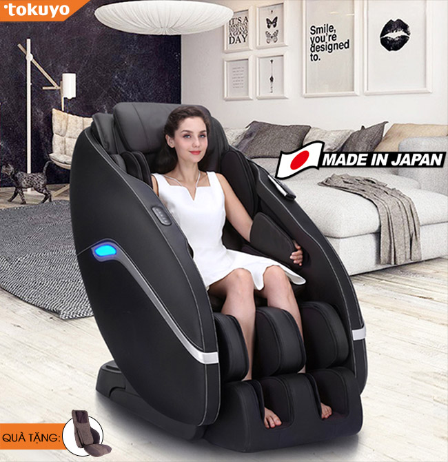 Ghế Massage Made In Japan Tokuyo JC-3730
