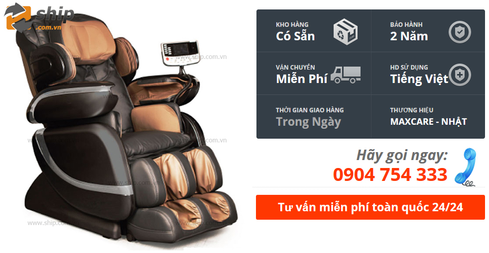 Ghế massage Max-608